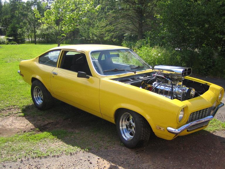 1971 - chevy, vega