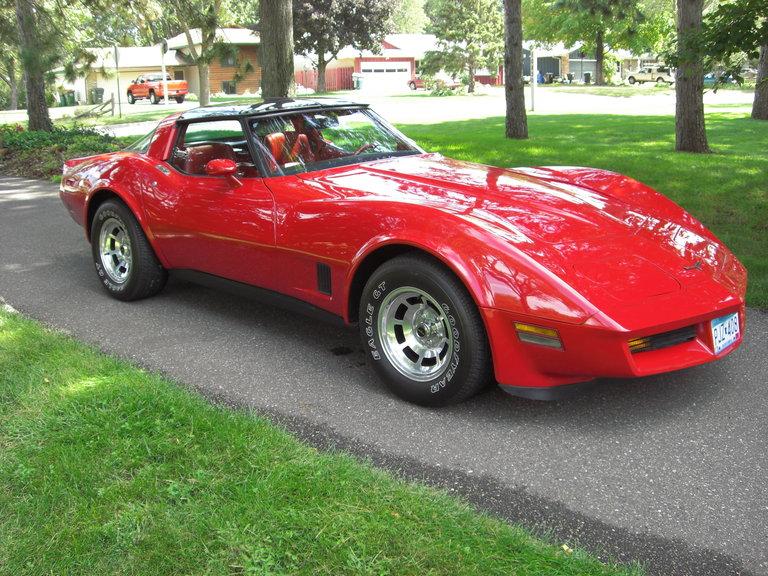 1981 - Chevrolet, Corvette