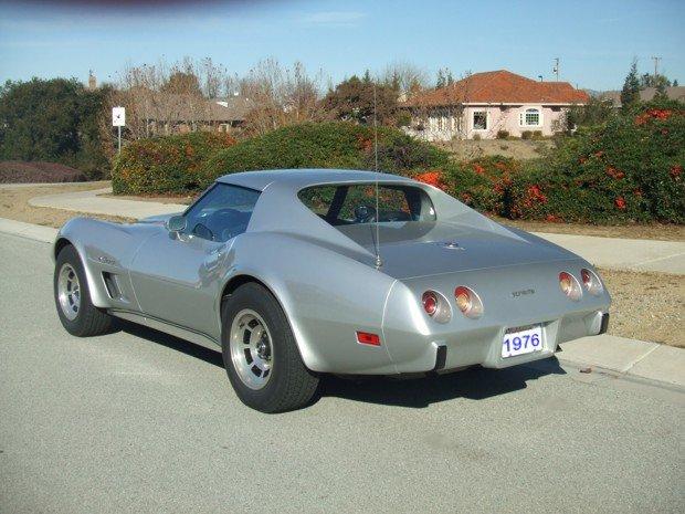1976 - Chevrolet, Corvette