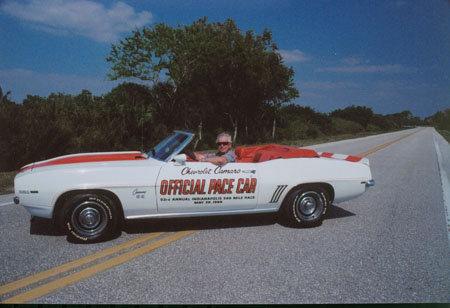 1969 - Chevrolet, Camaro Pace Car