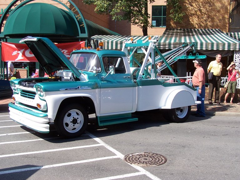1958 - Chevy, Viking