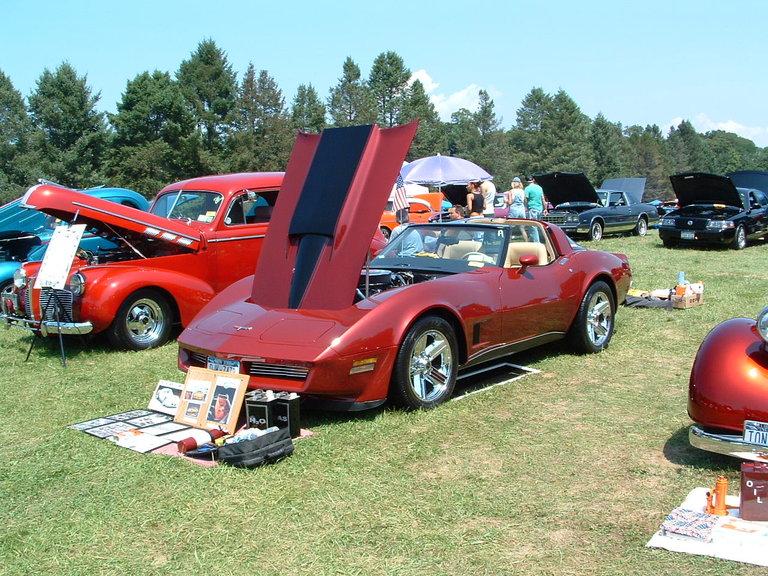 1980 - Chevrolet, Corvette
