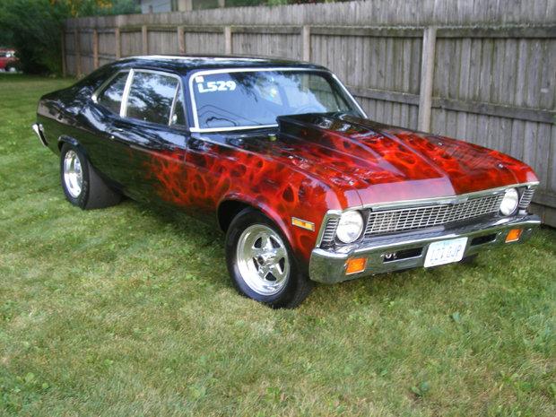 1971 - Chevrolet, Nova