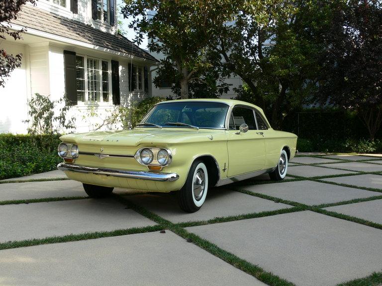 1964 - Chevrolet, Corvair Monza