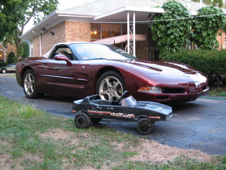 2003 - Chevrolet, Corvette