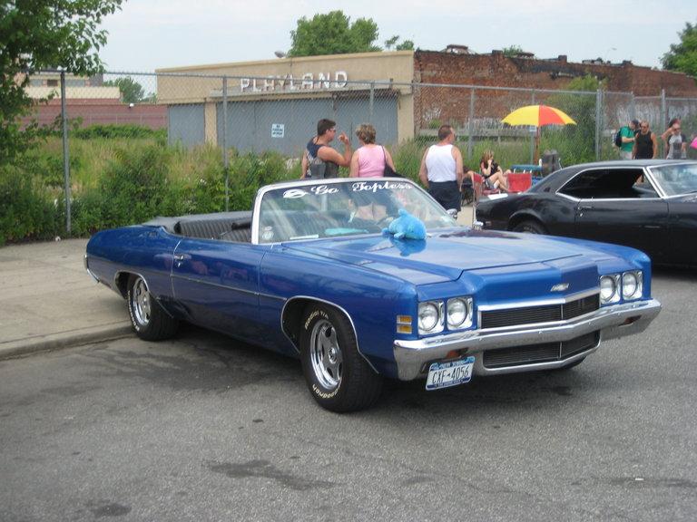1972 - chevrolet, impala