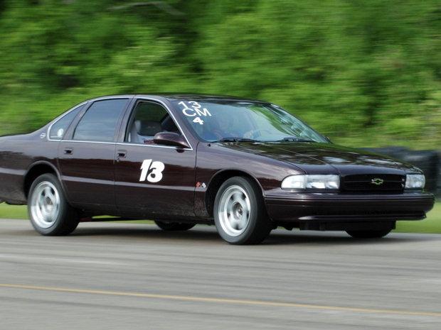 1996 - Chevrolet, Impala SS