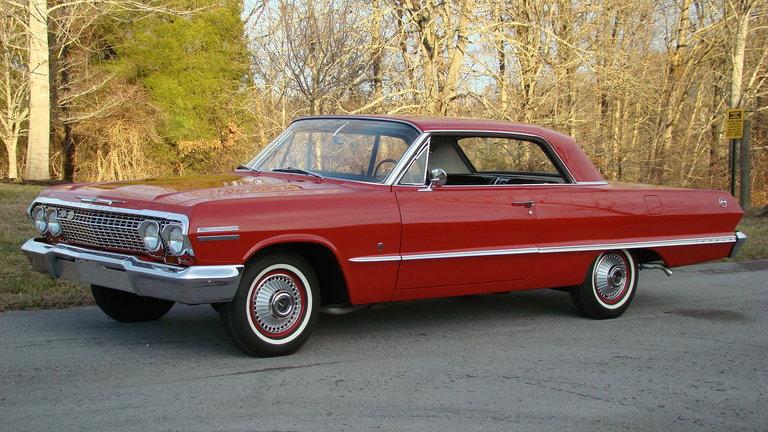 1963 - Chevrolet, Impala