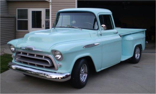 1957 - Chevrolet, 3200