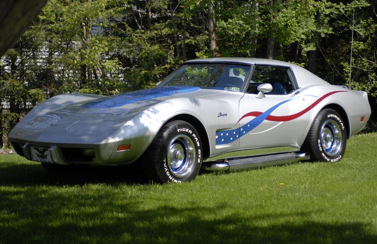 1977 - chevrolet, corvette
