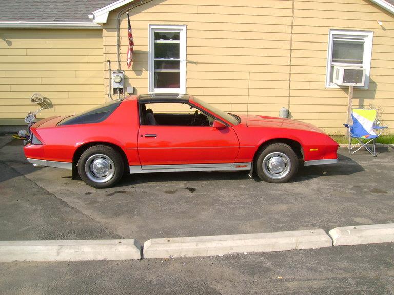 1984 - chevy, camaro