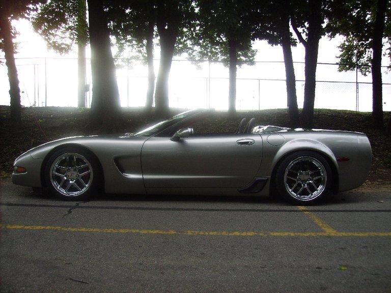 2000 - Chevy, Corvette