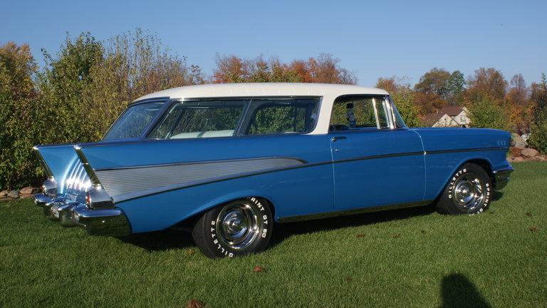 1957 - Chevy, Nomad