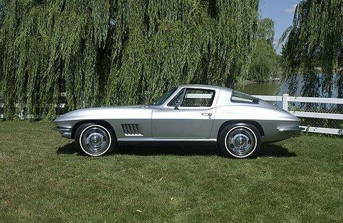 1967 - Chevy, Corvette Coupe
