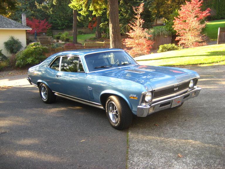 1970 - Chevrolet, Nova
