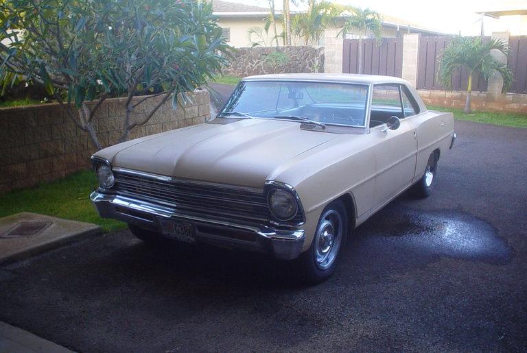 1967 - Chevrolet, Chev II Nova