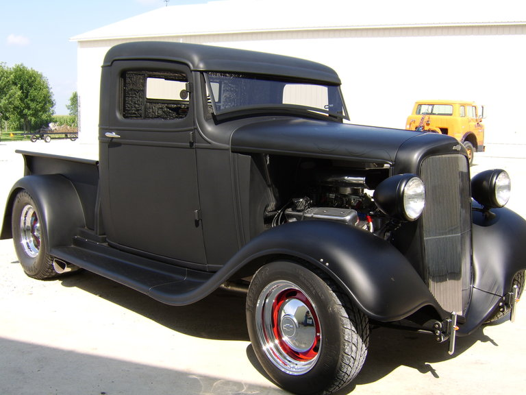 1933 - Chevy, Pick up Truck