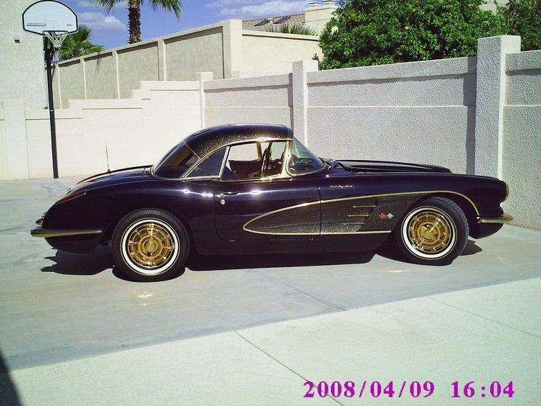 1959 - Chevrolet, Corvette