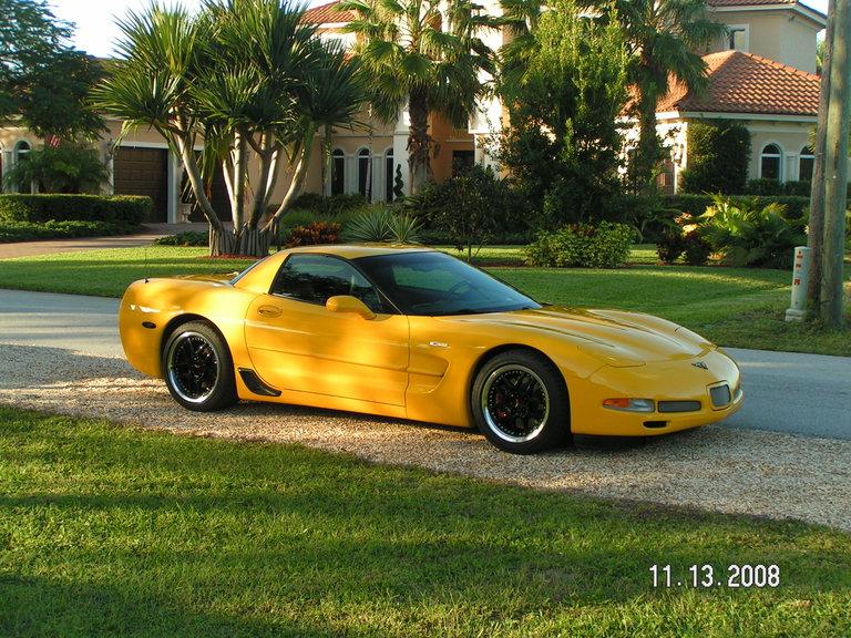 2004 - Chevrolet, Corvette Z06