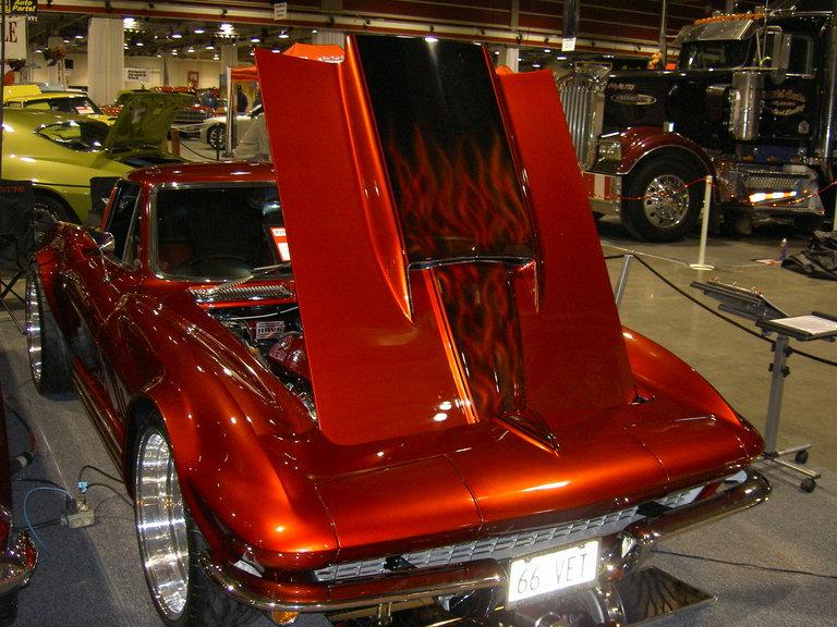 1966 - Chevrolet, Corvette