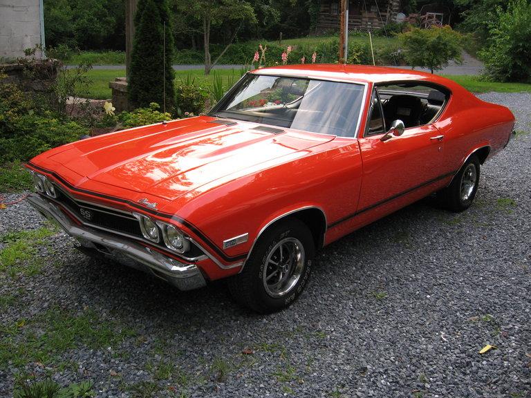 1968 - Chevrolet, Chevelle SS396