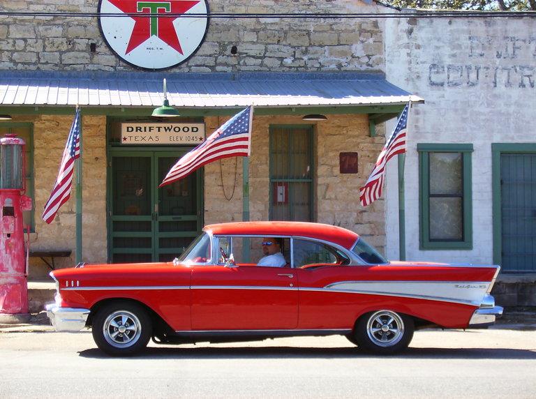 1957 - Chevy, Bel Air