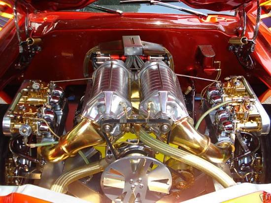 1970 - Chevrolet, Camaro