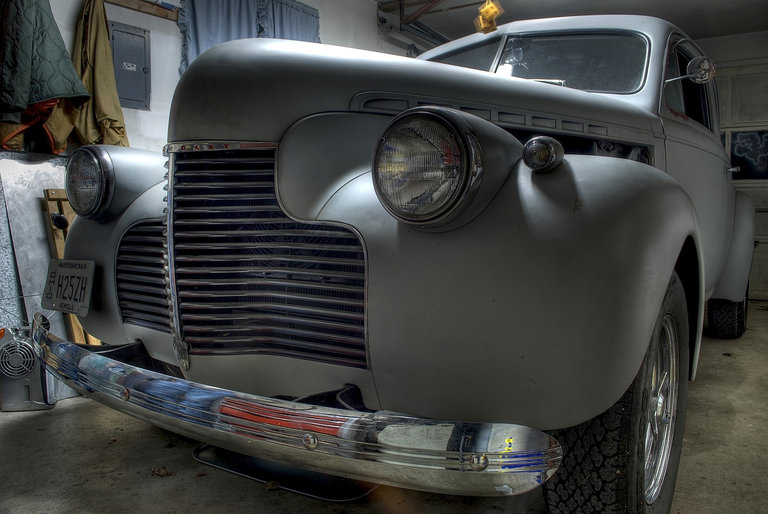 1940 - Chevrolet, Coupe