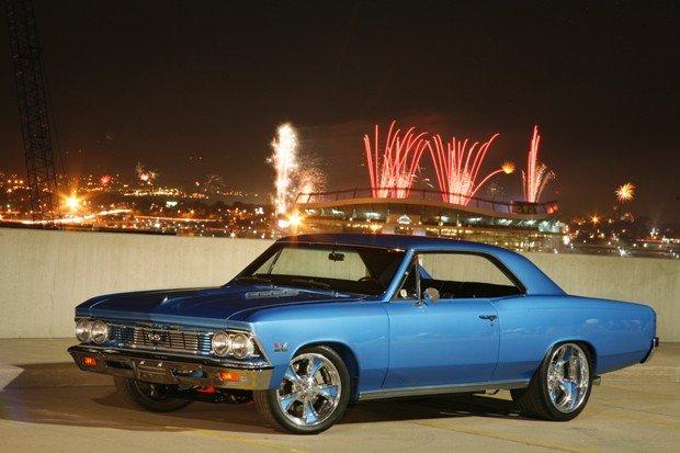 1966 - Chevy, Chevelle