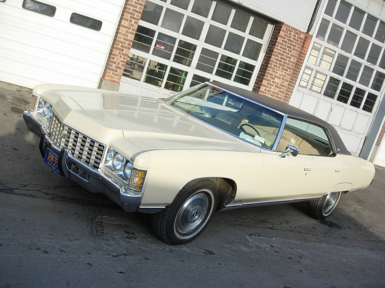 1971 - Chevrolet, Caprice