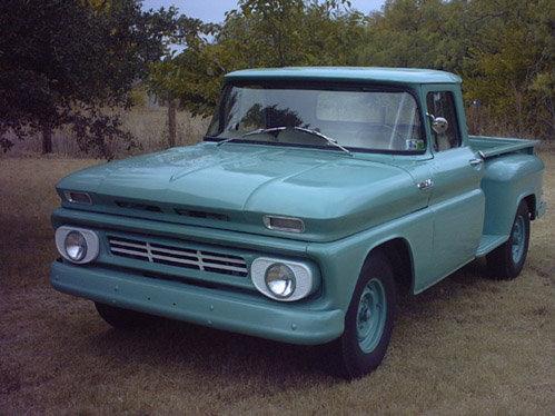 1962 - Chevrolet, C20 3/4 Ton Pickup