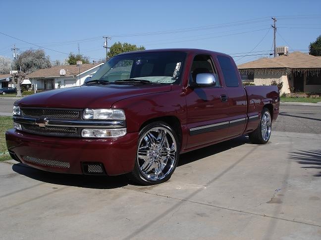 2001 - Chevrolet, Silverado 1500