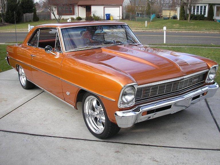 1966 - Chevrolet, Chevy II Nova