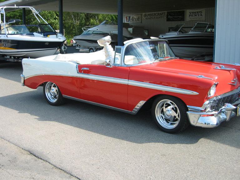 1956 - Chevrolet, Belair