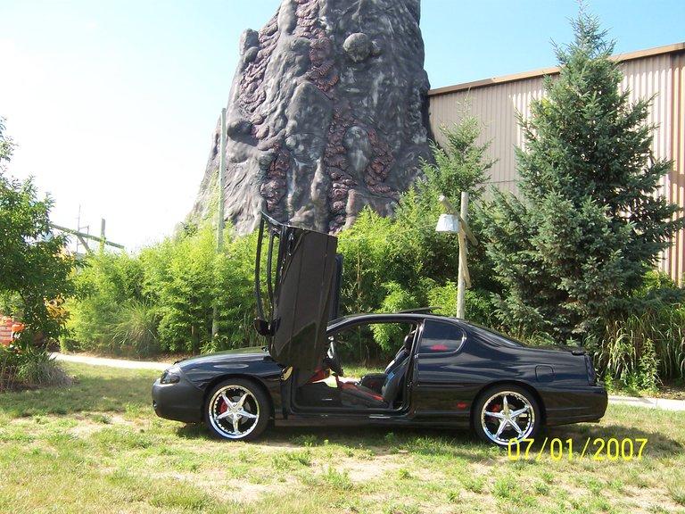 2003 - Chevrolet, Monte Carlo SS