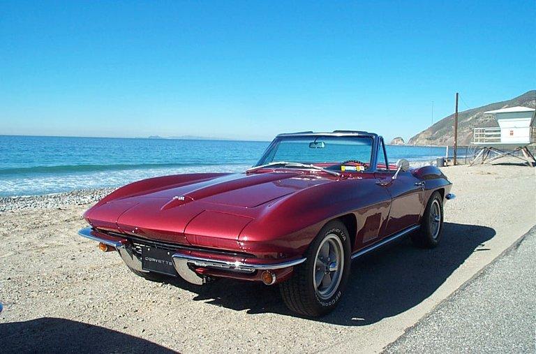 1967 - Chevrolet, Corvette