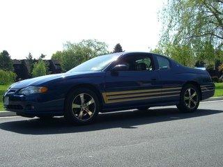 2004 - Chevrolet, Monte Carlo SS