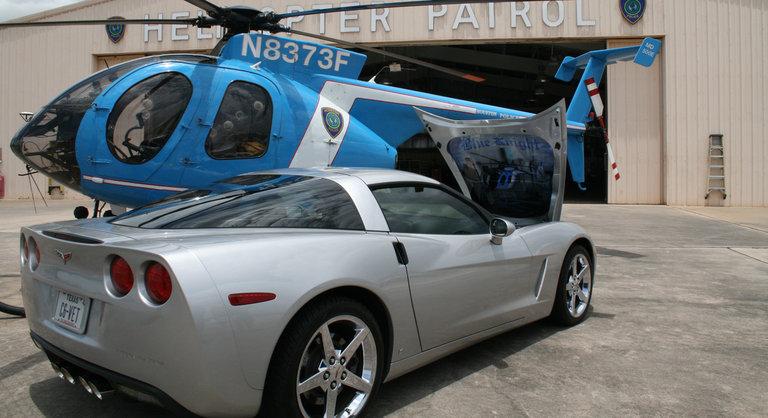 2007 - Chevy, Corvette C6
