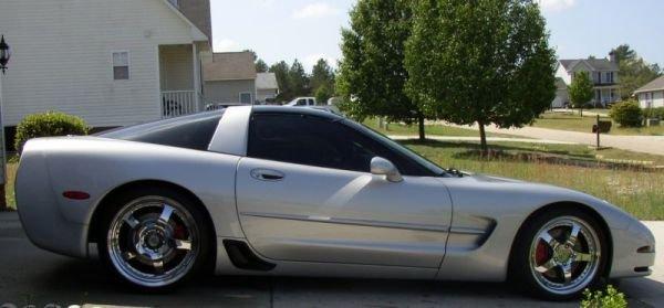 2002 - Chevy, Corvette