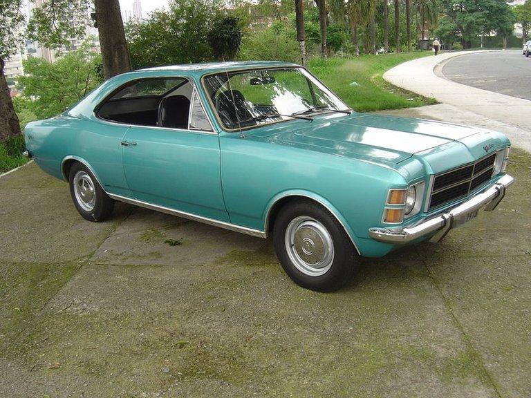 1978 - Chevrolet, opala especial