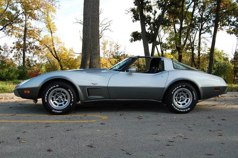 1978 - Chevy, Corvette