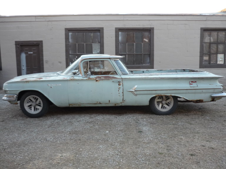 1960 - Chevy, El Camino