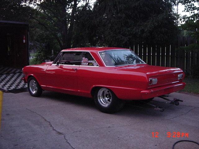 1965 - chevrolet, nova