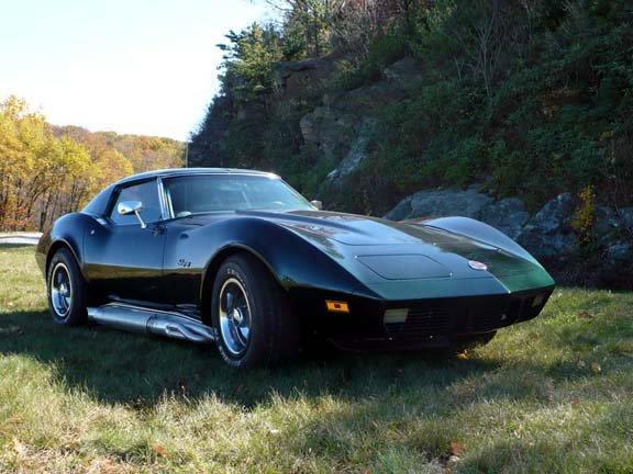 1974 - Chevrolet, Corvette Stingray - Coupe