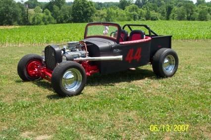 1934 - Chevy, 1/4 Ton PickUp