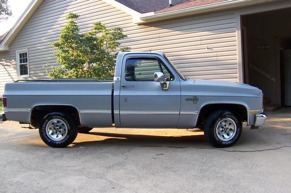 1983 - Chevrolet, Silverado