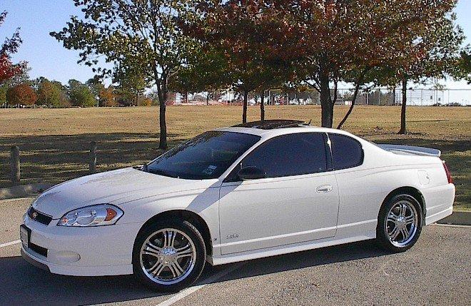 2006 - Chevrolet, Monte Carlo SS