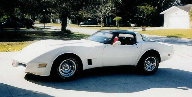 1981 - Chevrolet, Corvette Coupe