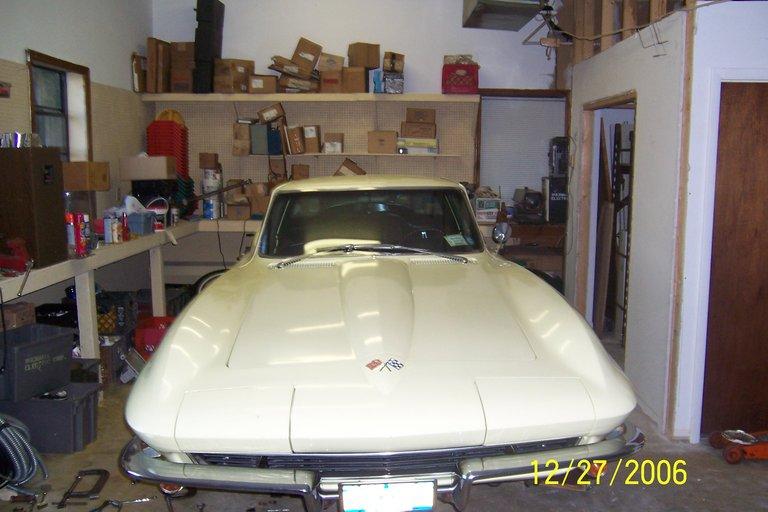 1965 - Chevy, Corvette coup