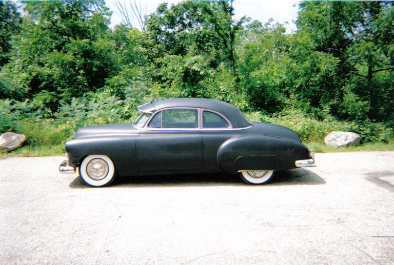 1949 - Chevrolet, Coupe